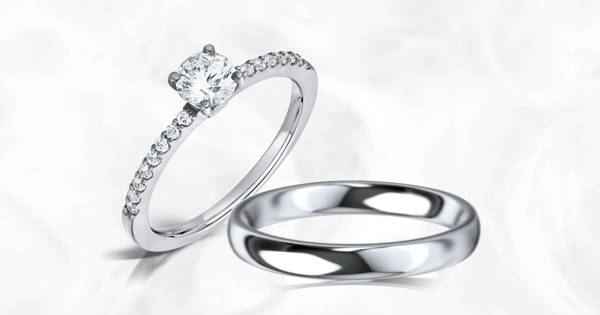 Engagement Rings & Wedding Rings Online | RINGS OF SWEDEN