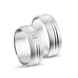 Silver Diamond Three