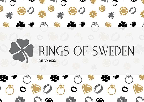 logotipo de RINGS OF SWEDEN SL.
