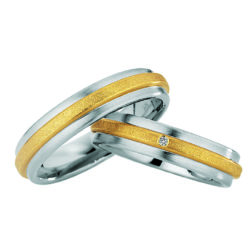 Steel Gold Seven