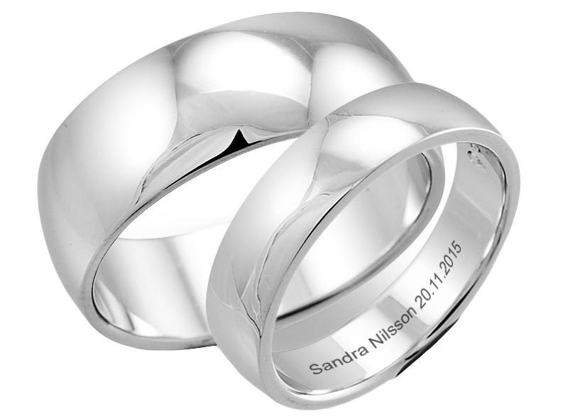 silver ring gravyr