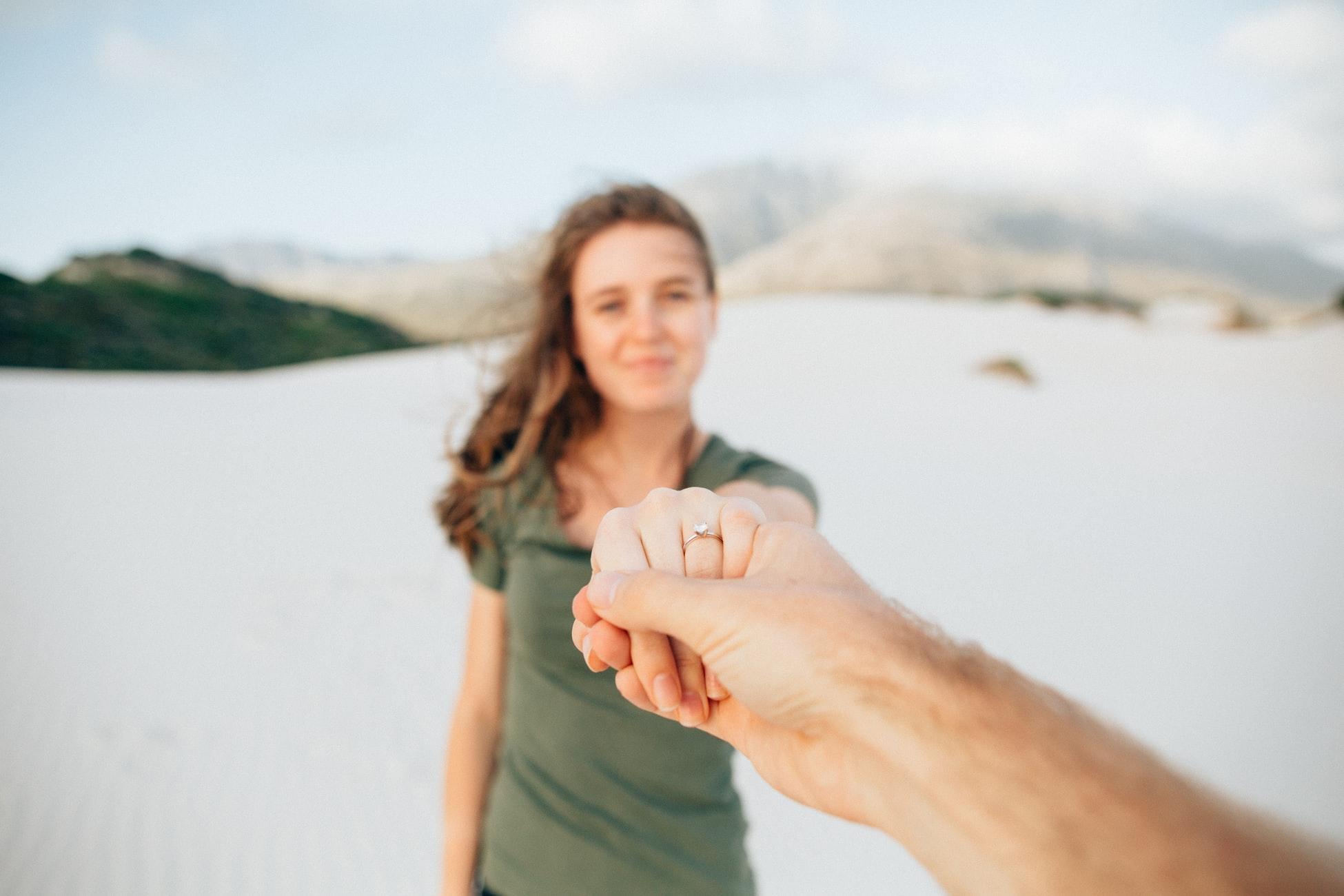 Förlova dig
