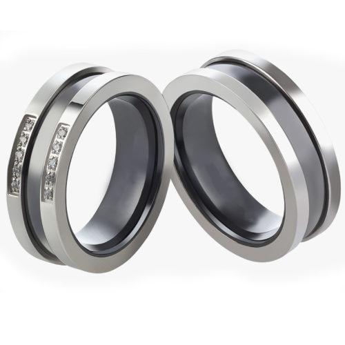 Ceramic & Steel Eight
